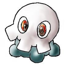 Pokémon-Zeichnung: Skullino