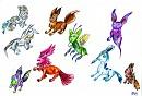 Evoli Evolutionen
