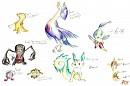 Pokemon und ihre wahre Gestalten