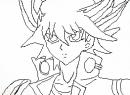 Yusei Fudo Scratch