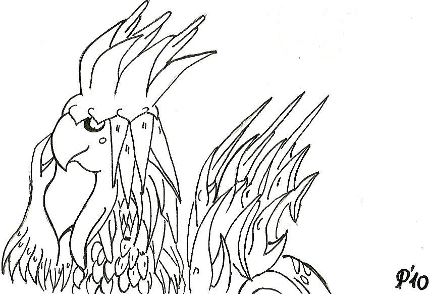 Pokémon-Zeichnung: Woraus bin ich?