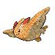 Pokémon-Sprite: Waldtogekiss