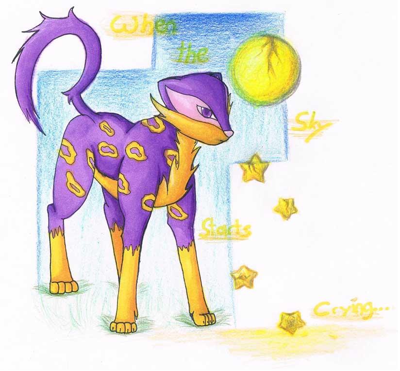 Pokémon-Zeichnung: Einreichung 14289