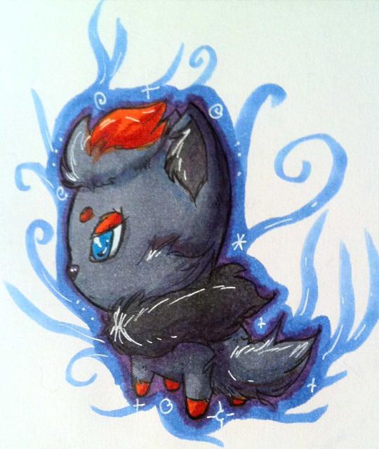 Pokémon-Zeichnung: Einreichung 19575