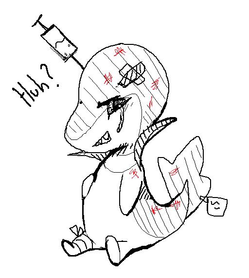 Pokémon-Fanart: Schniffly