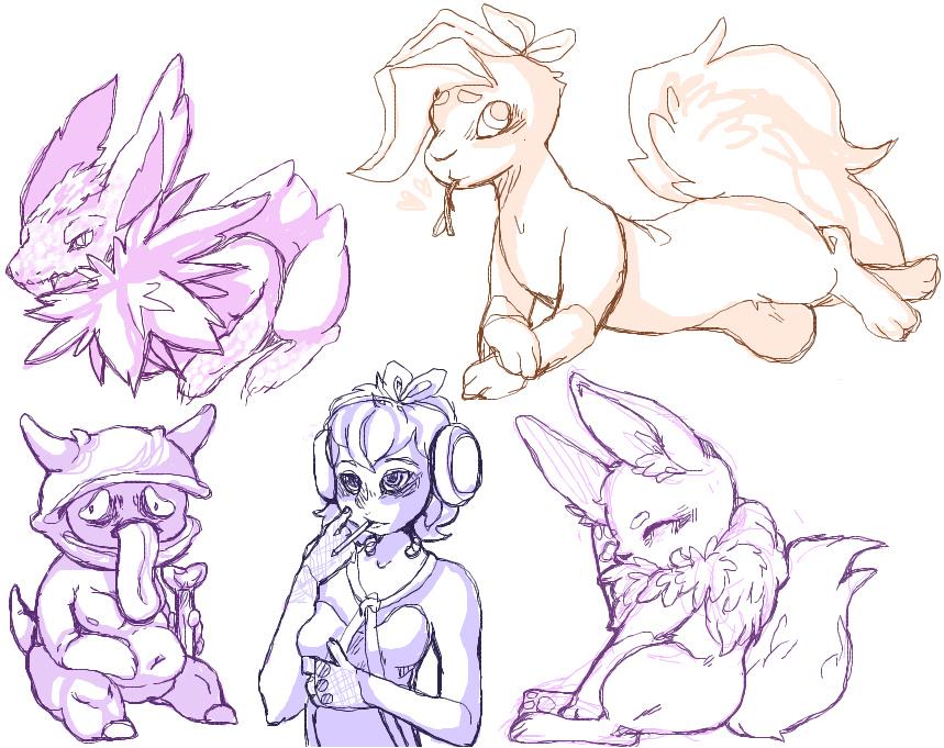 Pokémon-Zeichnung: Einreichung 30512