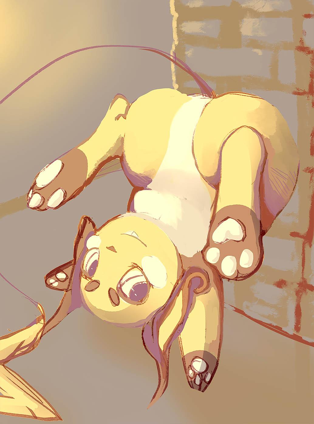 Pokémon-Zeichnung: Einreichung 30920