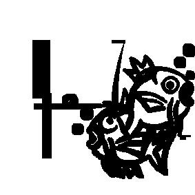 Pokémon-Zeichnung: Das Karpfen Tattoo.