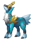 Pokémon-Pixelart: kobaruon