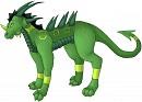 Drachenkrokodil