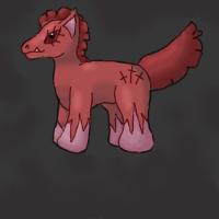 Pokémon-Zeichnung: my little...  zombie?