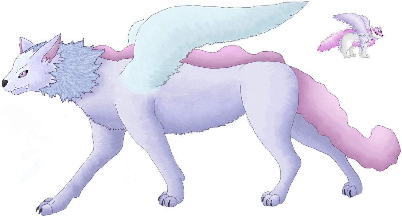 Pokémon-Zeichnung: cloudcat