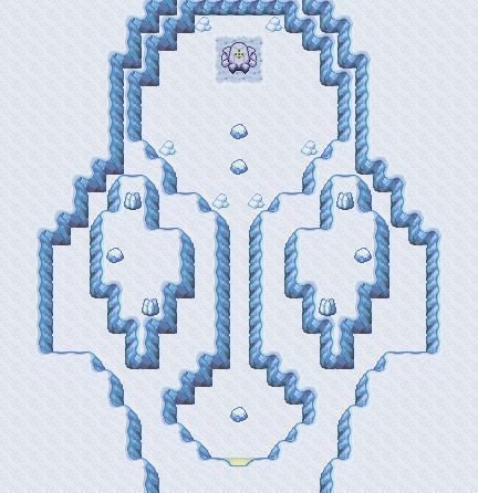 Pokémon-Map: Regihöhle