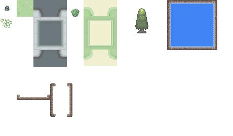 Pokémon-Tileset: LDPL-Tileset 1.0