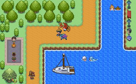 Pokémon-Map: Minimap! (Ich mach auch mal mit! <3)