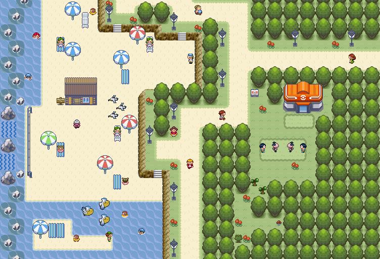 Pokémon-Map: Langeweile pur ...