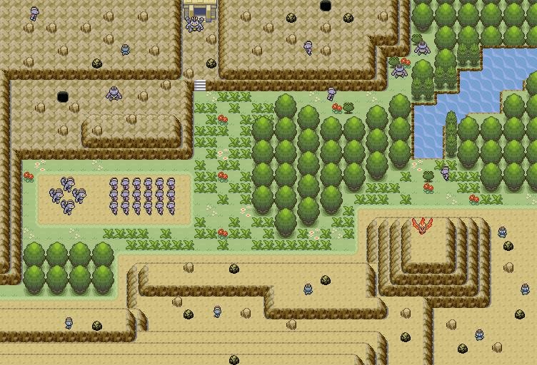 Pokémon-Map: Vor dem Menschen ...
