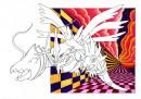 Zeichenwettbewerb #12: Fusion