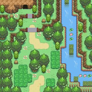 Pokémon-Map: Mapping Wettbewerb #12 - Weniger Mappen