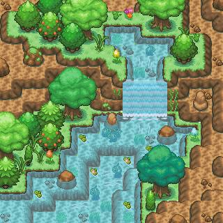 Pokémon-Map: Parad1se