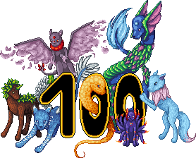 Pokémon-Pixelart: 100. Fanart