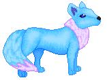 Pokémon-Pixelart: Raisa