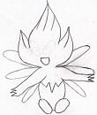Celebi (Flug-Form xD)
