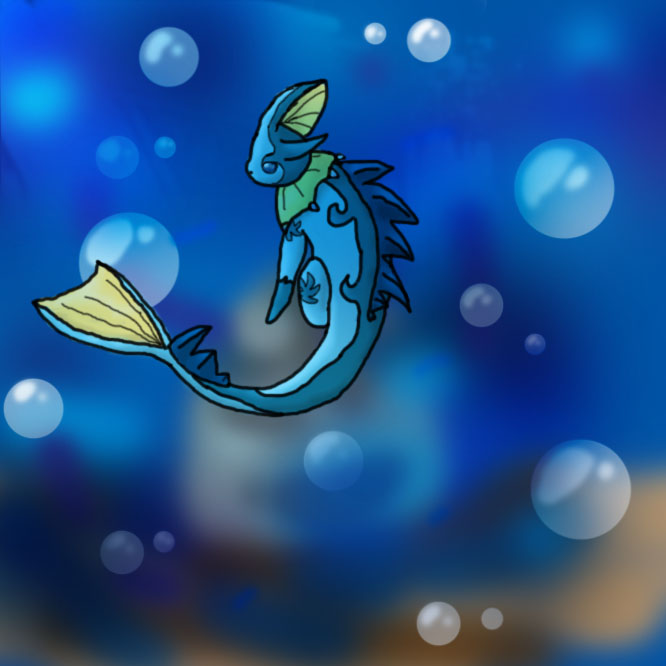 Pokémon-Zeichnung: Einreichung 4497