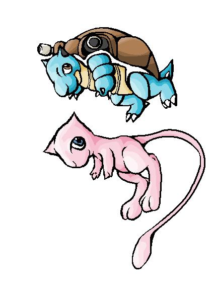 Pokémon-Zeichnung: Einreichung 7005