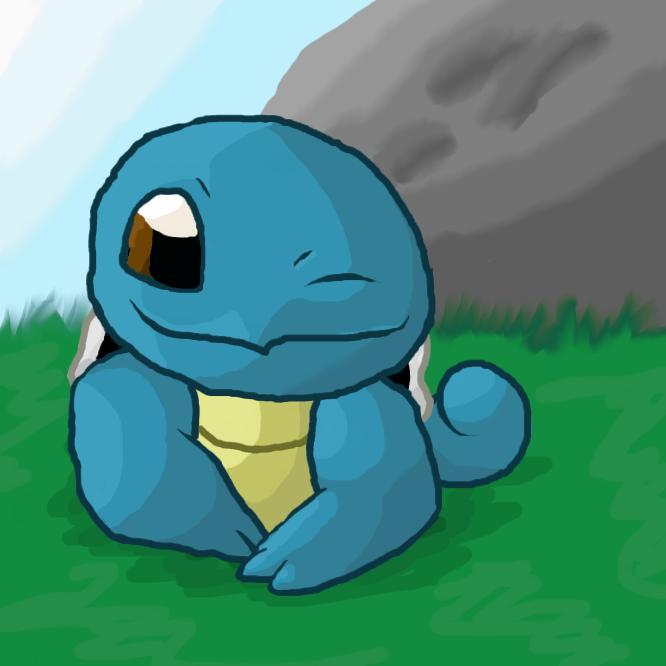 Pokémon-Zeichnung: Einreichung 8866