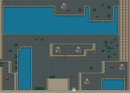 Seegrass-Höhle(Höherer Wasserstand)