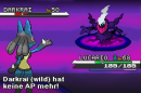 Shiny Resetting Fail - Battlescreen