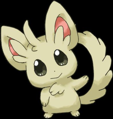 Pokémon-Zeichnung: 1. Versuch für die Challenge: Chillami