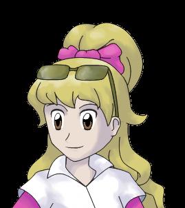 Pokémon-Zeichnung: Sophie