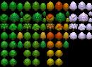 Teilset: Bäume