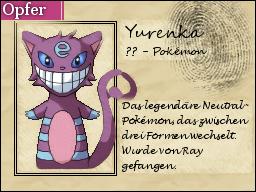 Pokémon-Fanart: Yurenka