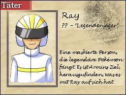 Pokémon-Fanart: Ray