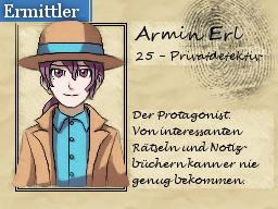 Pokémon-Fanart: Armin Erl