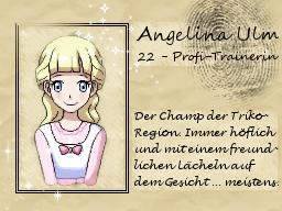 Pokémon-Fanart: Angelina Ulm