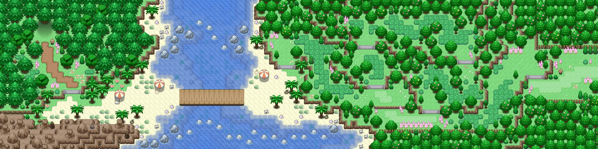Pokémon-Map: Bundbrücke