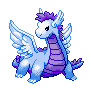 Weißer Drache - Newcolor -> Suicune Farben