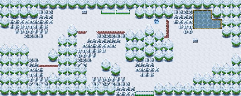 Pokémon-Map: Remap Route 102