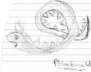 Meine erste Zeichnung