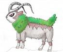 Googooto, Gogoat, Chevrumm <3 (Zeichnung)