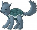 Hunde-Schildkröte Nr. 2