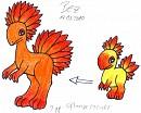 Feuer-Pflanzen-Pokemon