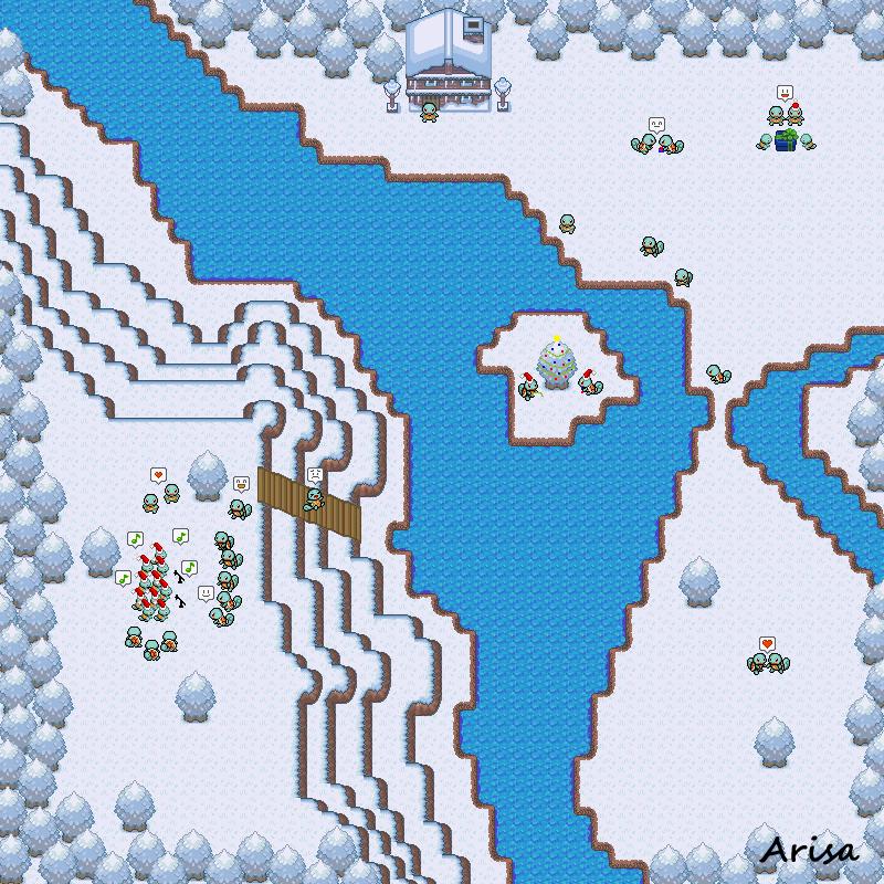 Pokémon-Map: Schiggymap