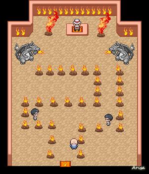 Pokémon-Map: Pyros Neubau
