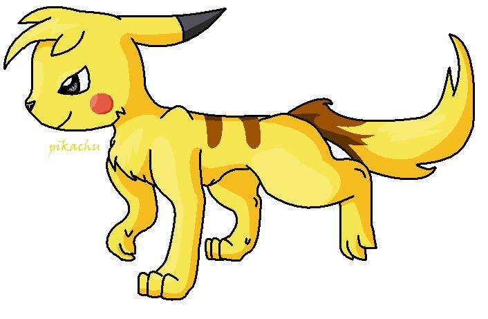 Pokémon-Zeichnung: Einreichung 7618