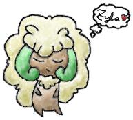 Pokémon-Zeichnung: Elfun